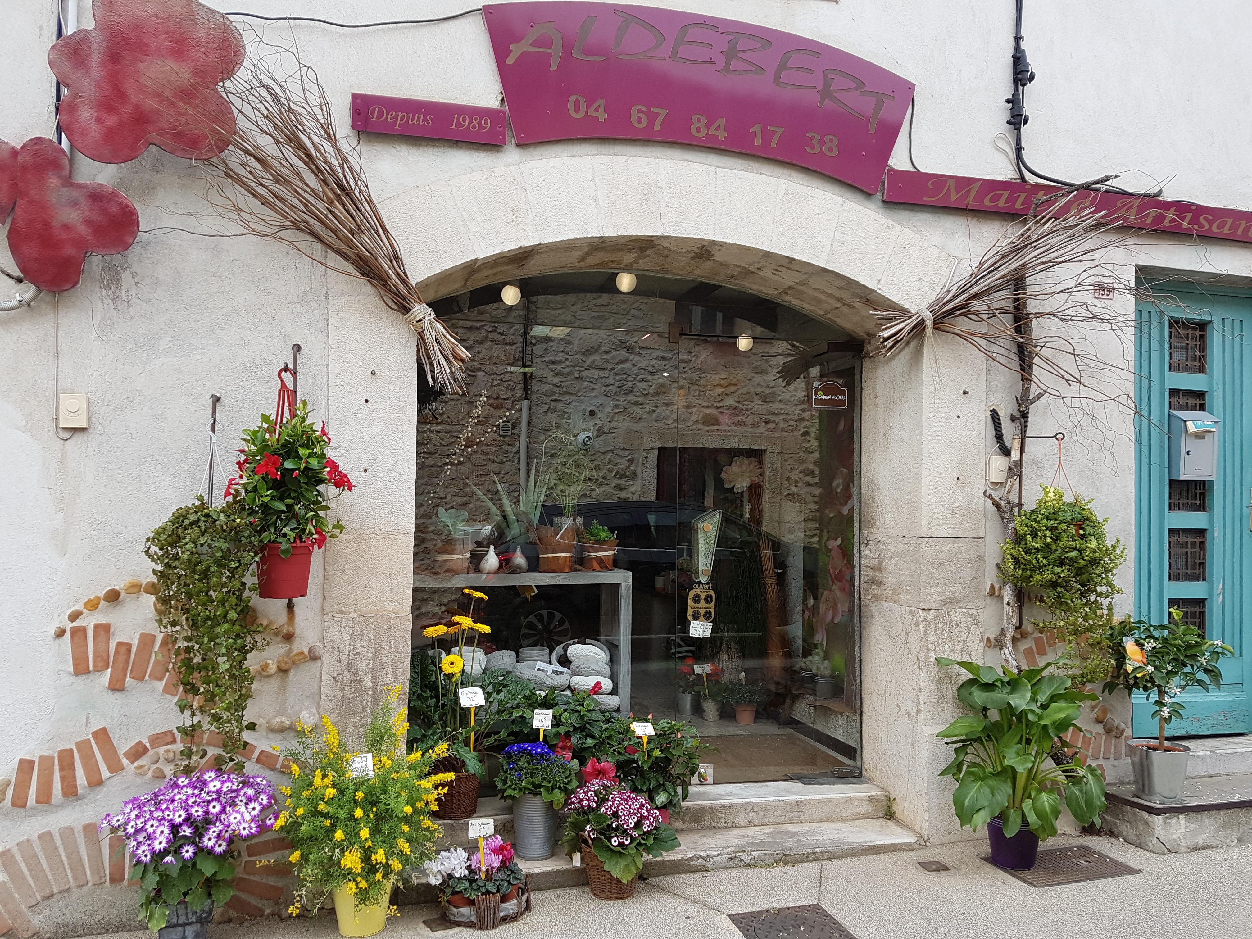 fleuriste à St Gély-du-Fesc